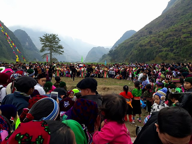 Gau Tao Festival - The Typical Culture Of The Hmong People On The Rocky Plateau