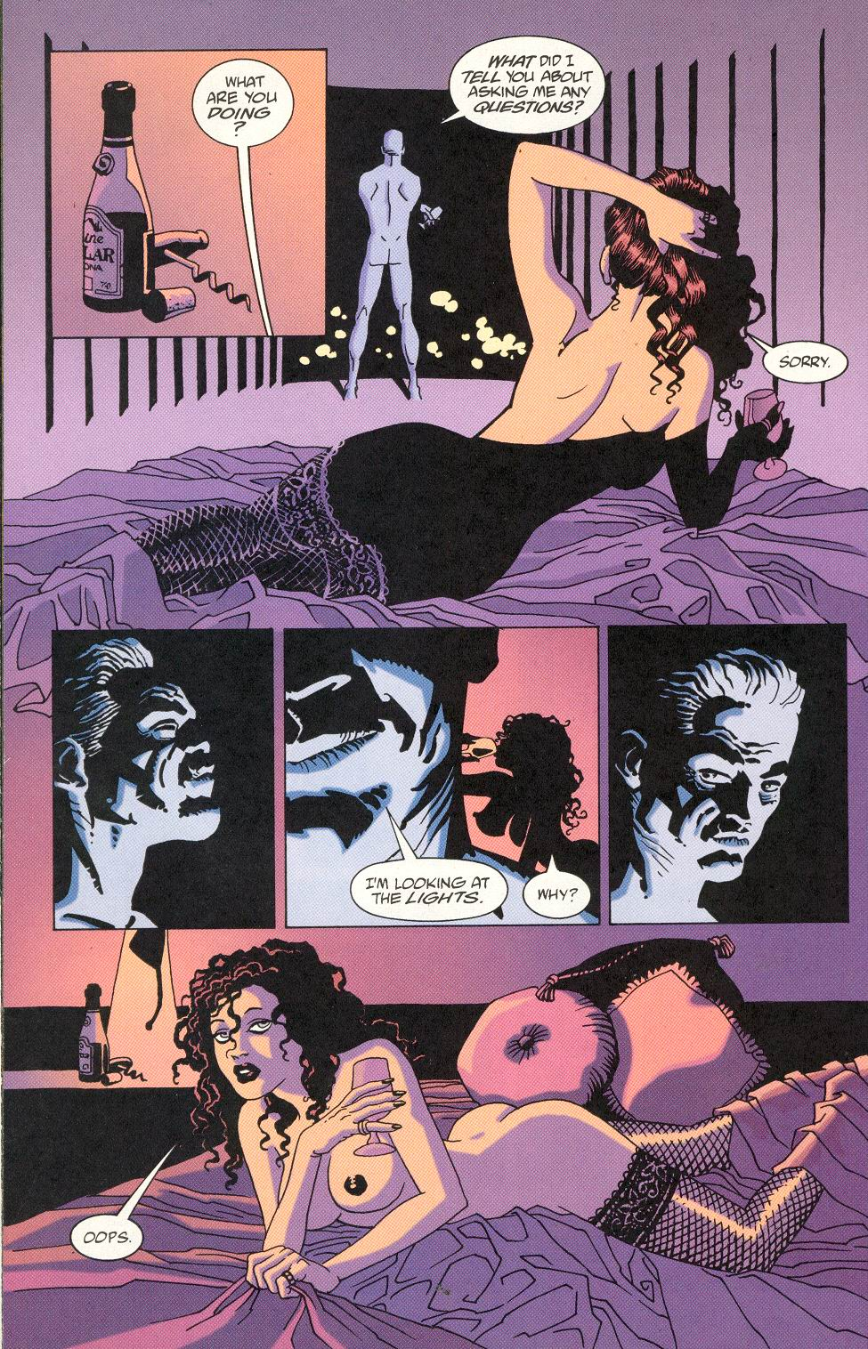 Read online 100 Bullets comic -  Issue #24 - 8