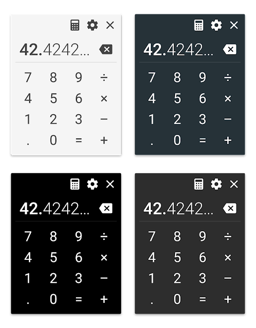 Calculator Quick Settings Tile - Coming Soon!