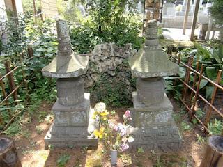 大慶寺石塔