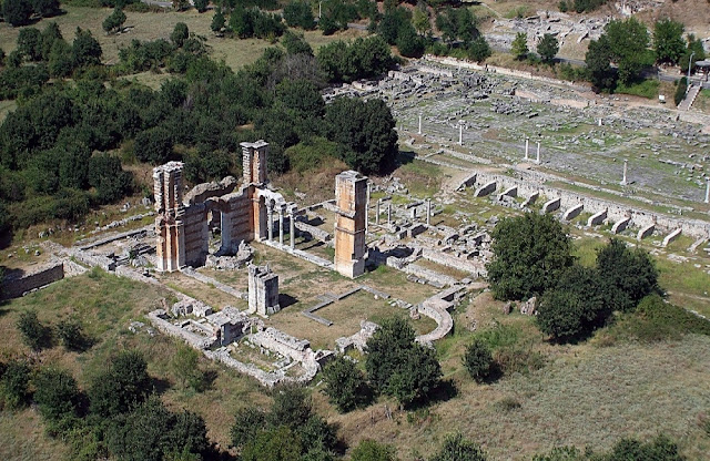 Greece to spend 2.3 million euros on ancient Philippi