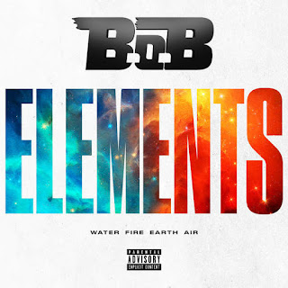 B.o.B - Elements (2016) - Album Download, Itunes Cover, Official Cover, Album CD Cover Art, Tracklist