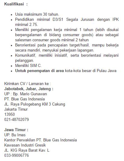 Lowongan kerja Kota Cirebon Terbaru 2019