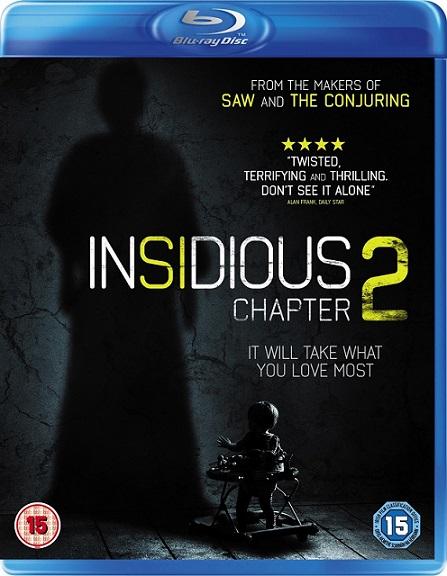 Insidious: Chapter 2 (La Noche del Demonio 2) (2013) 1080p BluRay REMUX 20GB mkv Dual Audio DTS-HD 5.1 ch