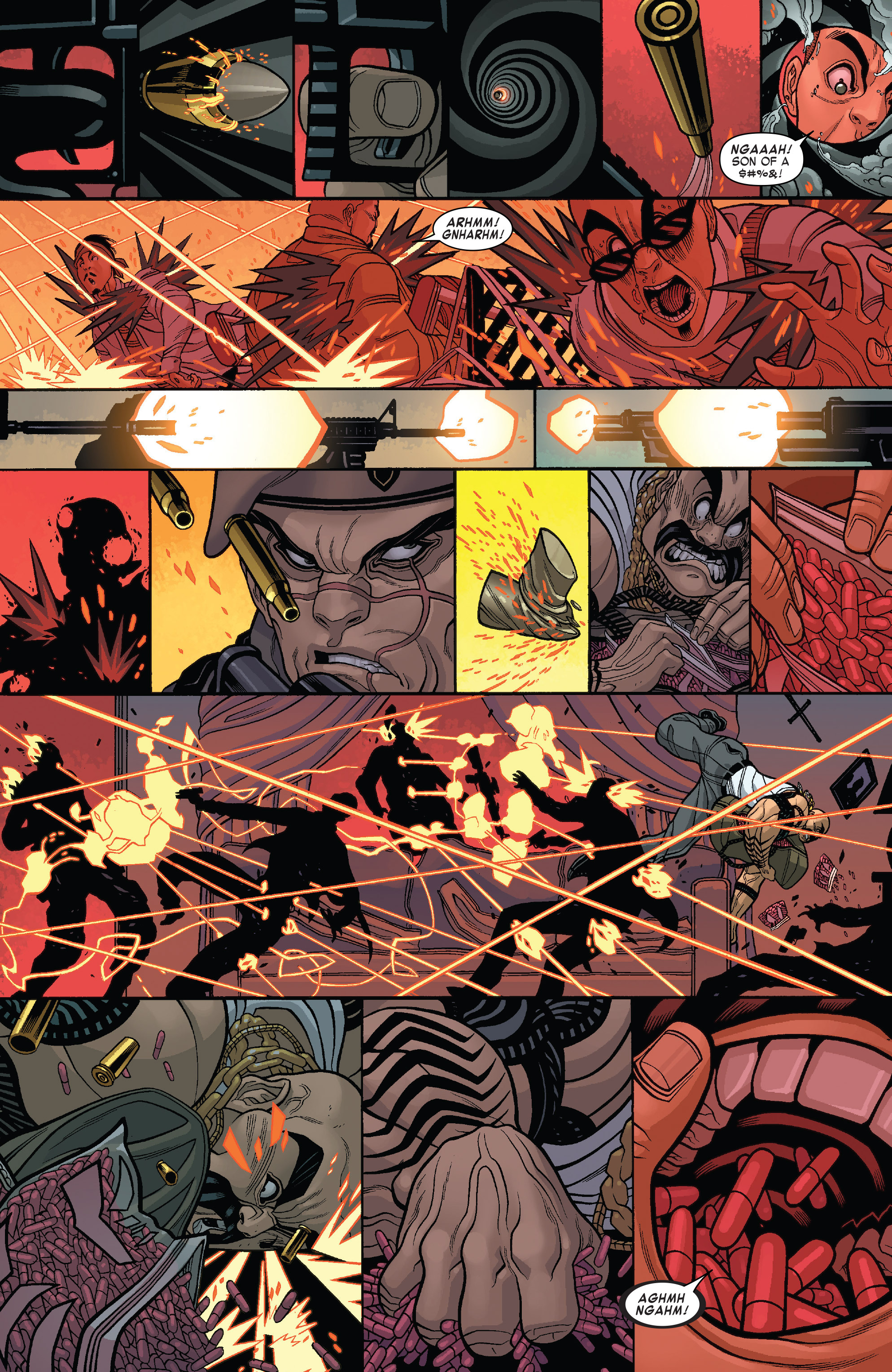 Read online All-New Ghost Rider comic -  Issue #3 - 15