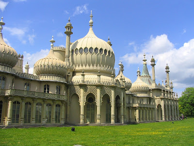The Royal Pavilion, Brighton © A Knowles