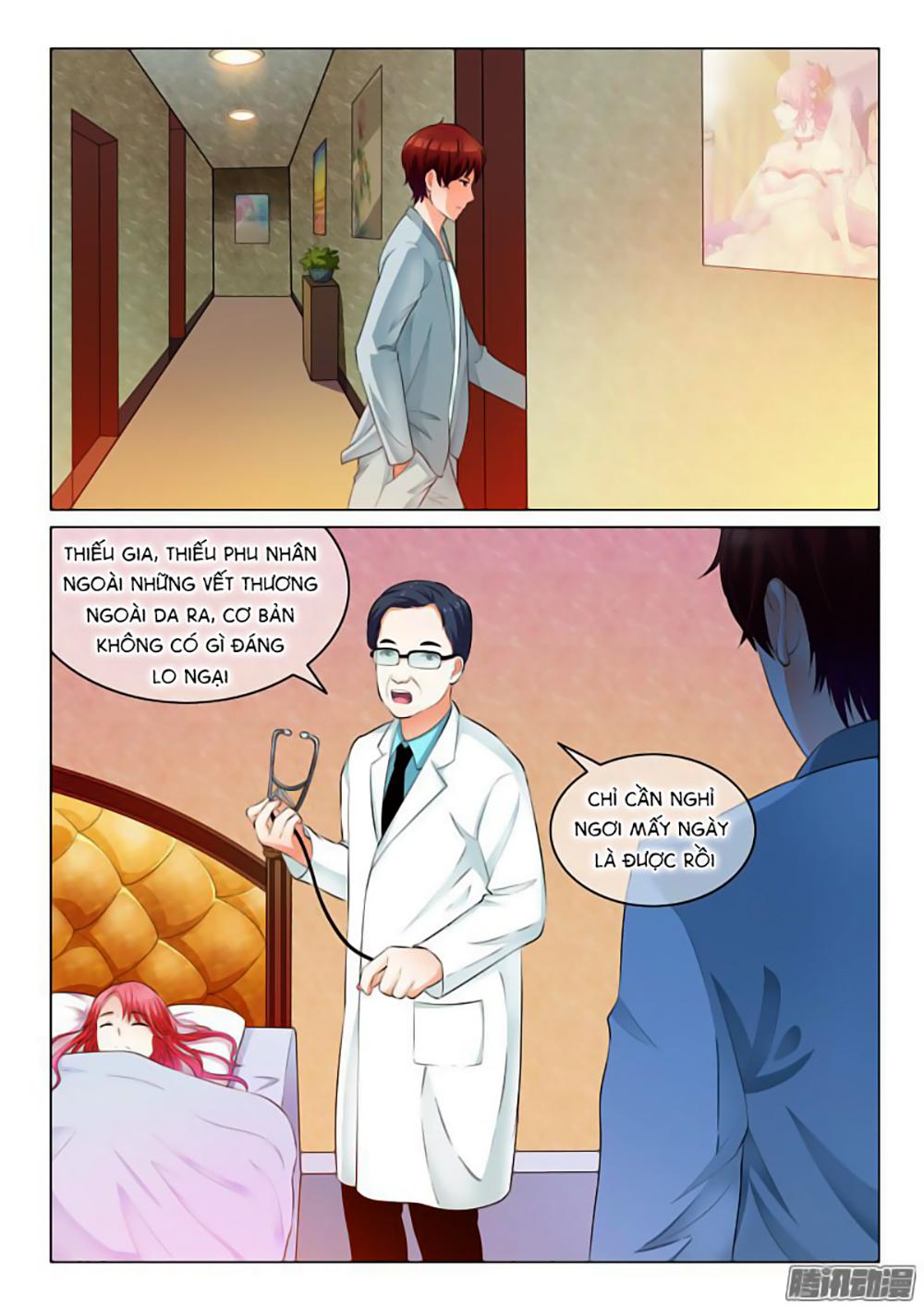 Băng Sơn Thủ Tế Chap 20
