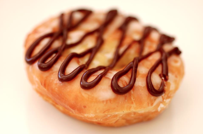 Chocolate+Banana+Fritter - Interview with Sublime Doughnuts' Kamal Grant