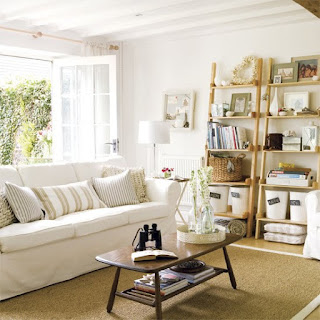 How to Make Stylish Living Room Storage With Your Self