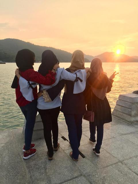 Tempat Viral Pulau Pinang - Hari Kedua