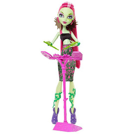 MH Fierce Rockers Venus McFlytrap Doll
