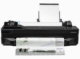 Spesification and Free Download Driver Printer HP Designjet-t120