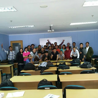 Magister Teknik Elektro Universitas Mercu Buana
