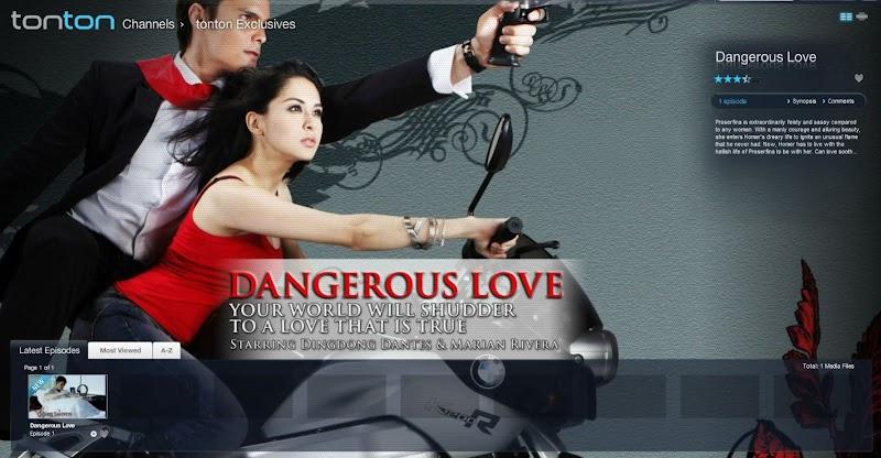 Dangerous Love Telemovie