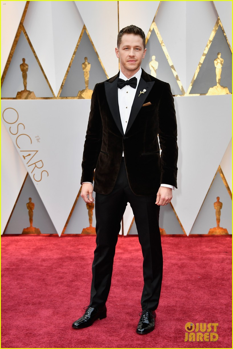 Black Tie At The 89th Academy Awards