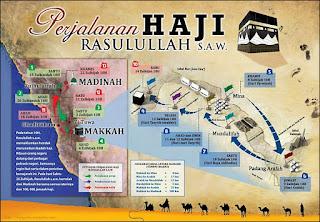 Peta Haji -Haji ONH Plus