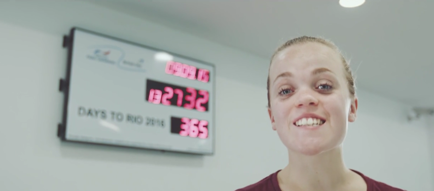 "New Charity film for Sports Aid ""What will you do?"""