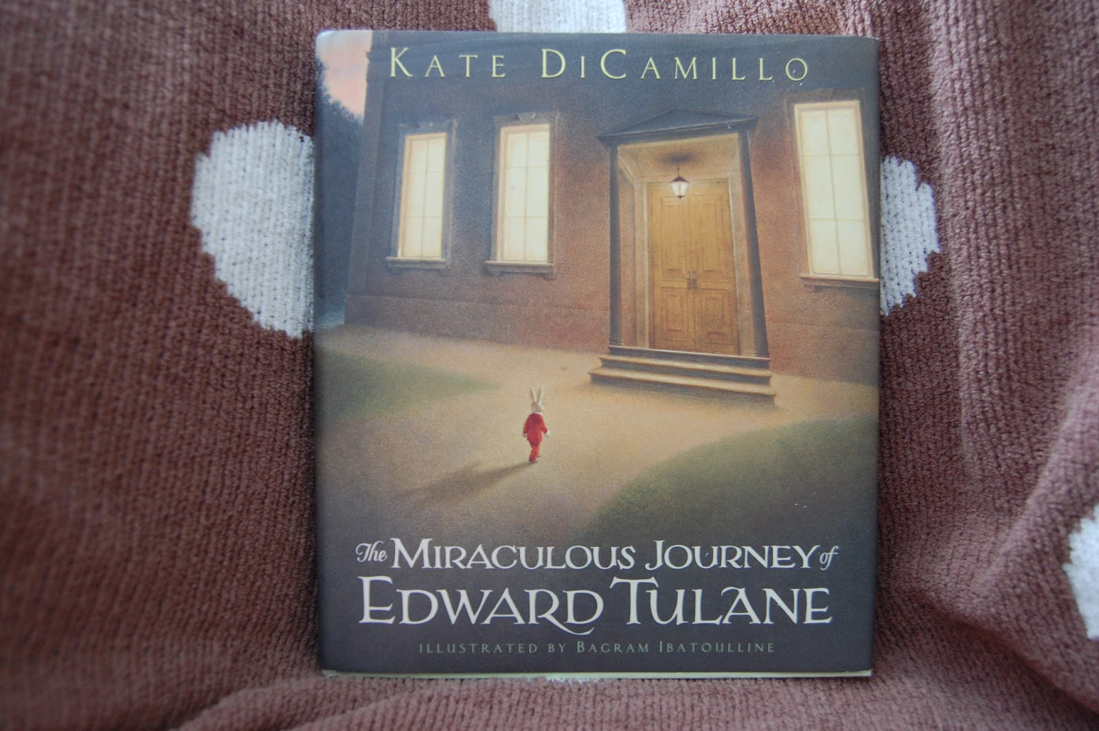 Read Aloud: The Miraculous Journey of Edward Tulane