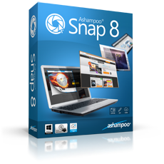 Ashampoo Snap 8.0.9 [Captura tu pantalla en video o imagen]