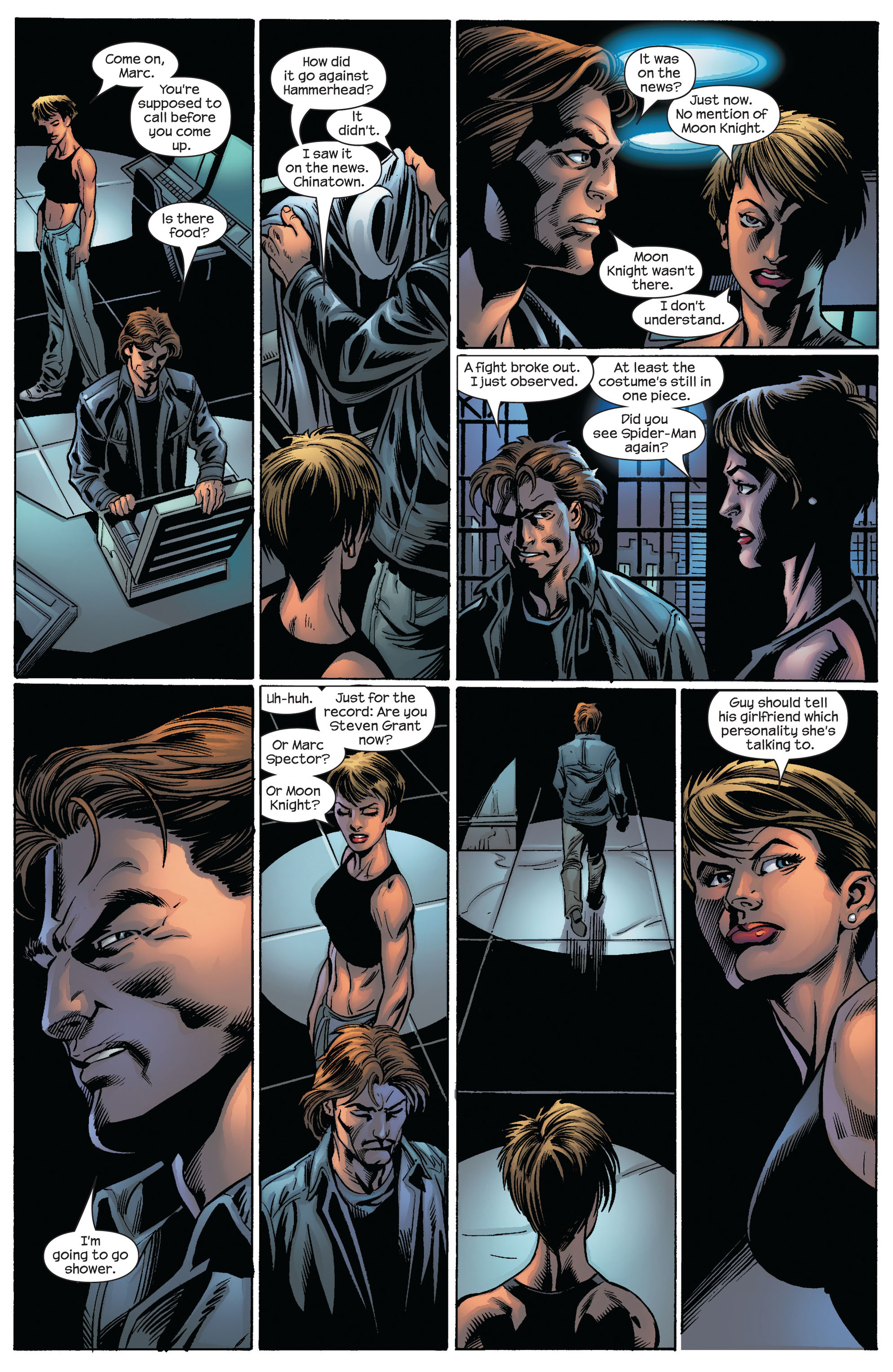 Read online Ultimate Spider-Man (2000) comic -  Issue #82 - 16