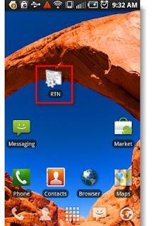 hidden menu android kitkat 5