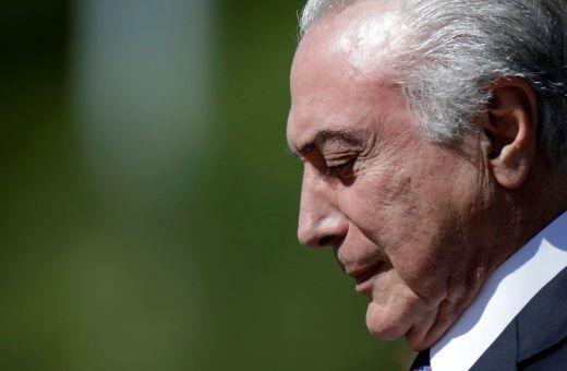 """Acusan a Temer de ser """"el jefe de la mayor organización criminal de Brasil"""""""