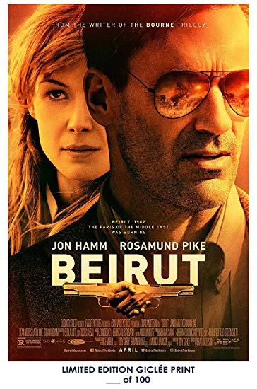 Giải Cứu - Beirut (2018)