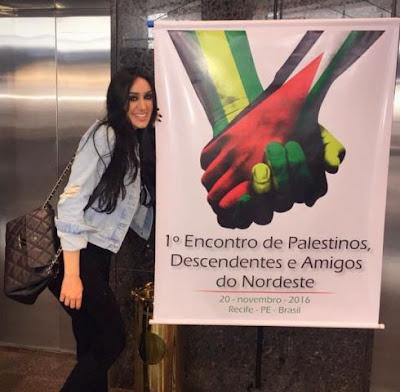 Nordeste- solidariedade com o povo palestino