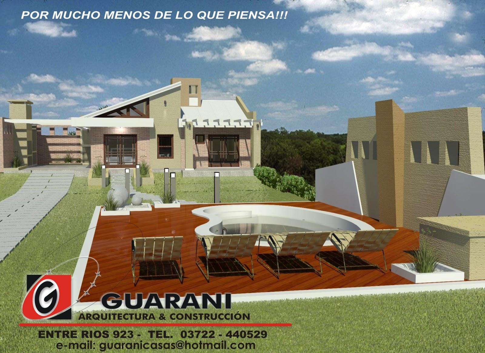 Arquitectura y construccion casa de fin de semana en paso - Casas para fines de semana ...