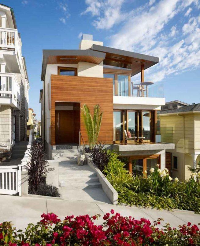Minimalist Design Small House 2