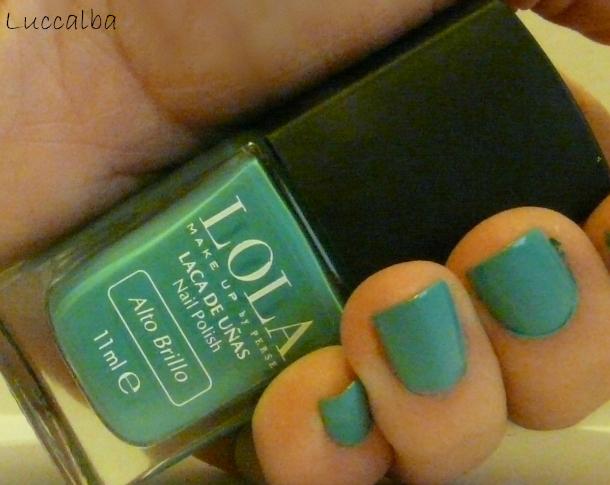 Esmalte de uñas Poison Ivy