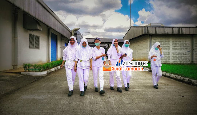 Lowongan Kerja PT. Atsumitec Indonesia Kawasan Suryacipta Karawang Maret 2018