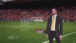 FOOTBALL MANAGER 2018 pc game wallpapers|images|screenshots