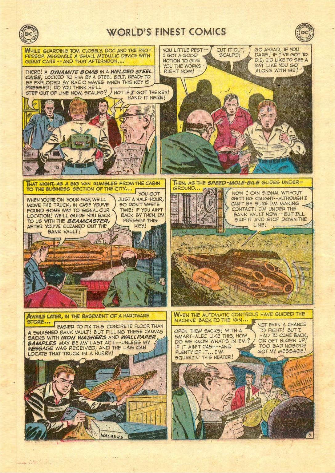 Read online World's Finest Comics comic -  Issue #52 - 58