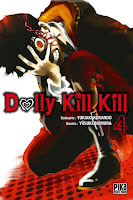 Dolly Kill Kill, Pika Édition, Yusuke Nomura, Yukiaki Kurando, Manga, Critique Manga,