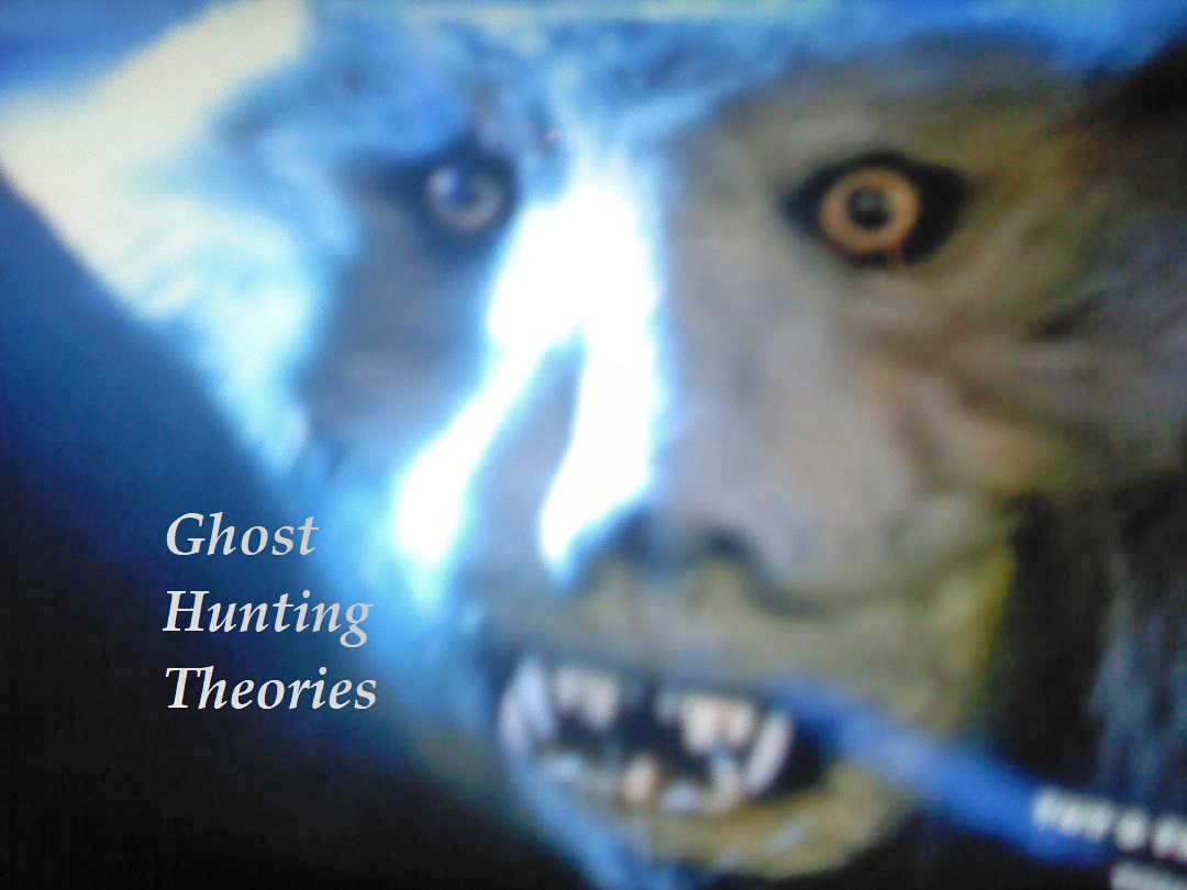 Ghost Hunting Theories: Shocking Photo of a Skinwalker or
