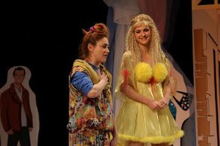 Спектакль «Ох, уж эта Анна!» в чеховского театре