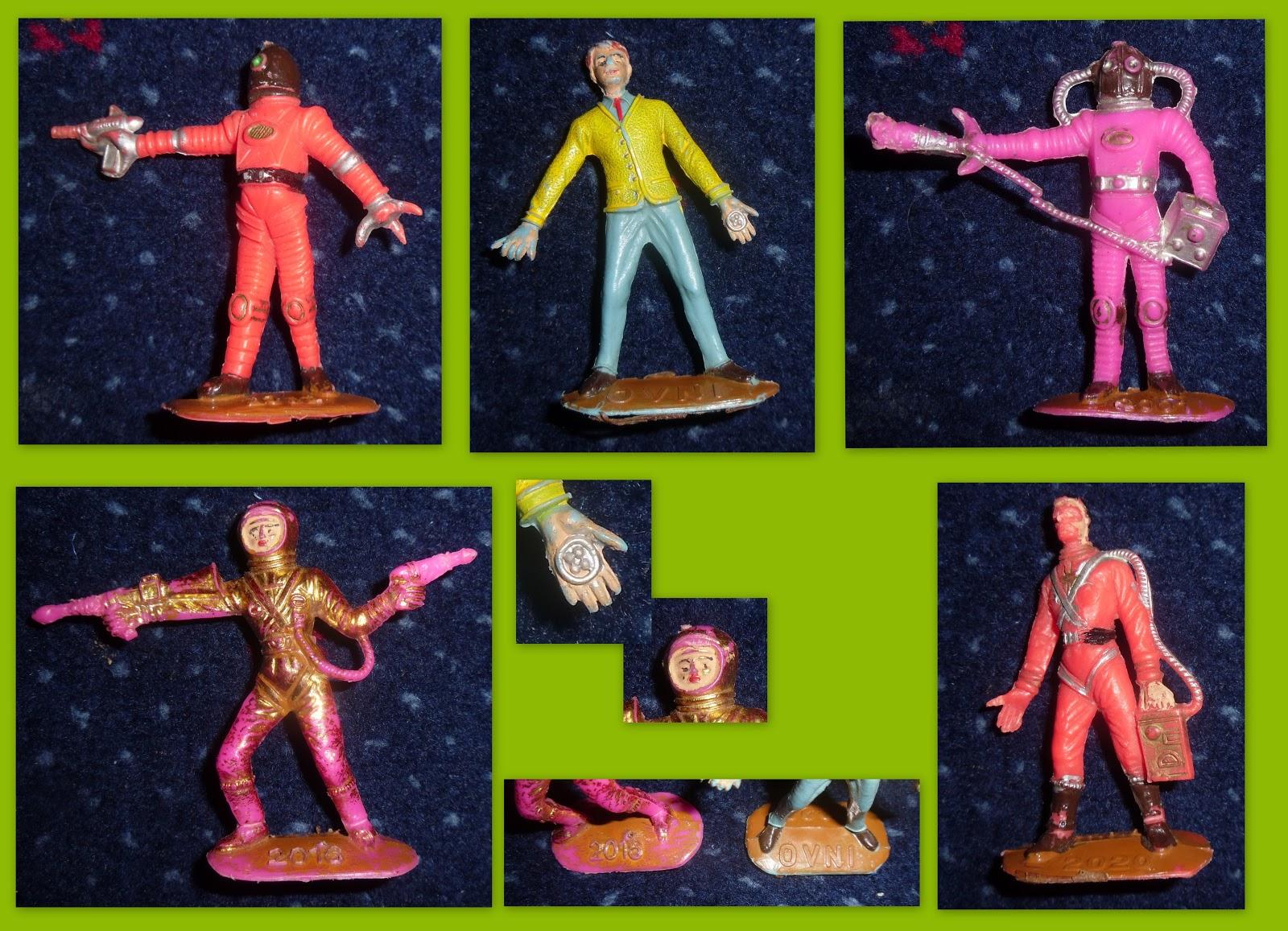 apollo astronauts 1960 s marx plastic figures - photo #40