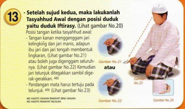 Foethienzzz  Tata Cara Sholat Menurut Sunnah Rasulullah SAW