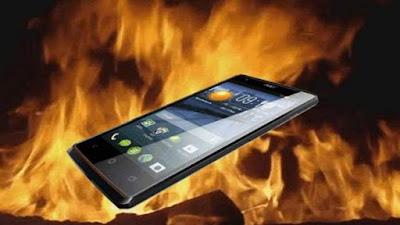 Cara Mengatasi HP Android Yang Cepat Panas