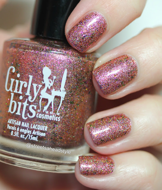 Girly Bits 29 & Holding March 2018 CoTM