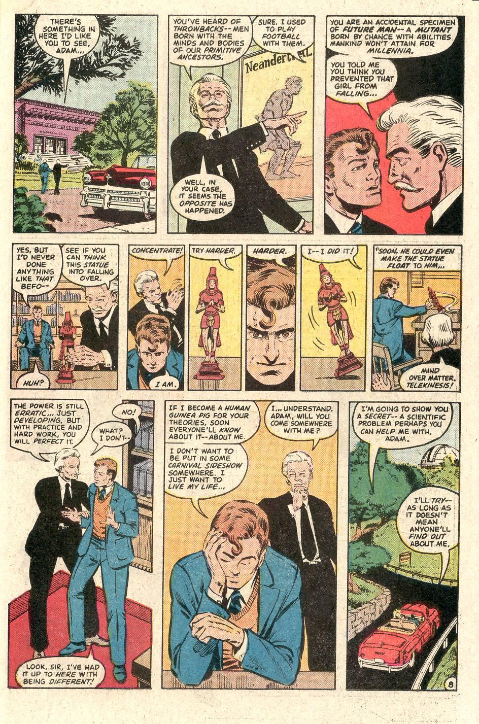 Read online Secret Origins (1986) comic -  Issue # _Annual 1 - 45