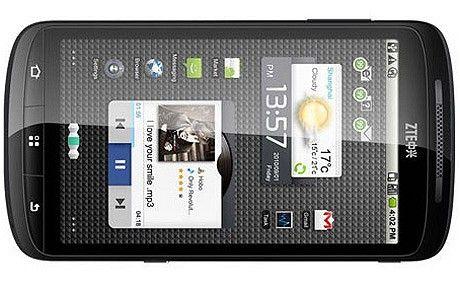 Unlock ZTE Monte Carlo SmartPhone
