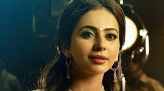 Rakul Preet, will appear in the role of Sridevi