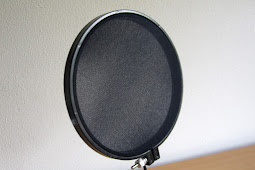 Do It Yourself - Membuat Microphone Pop Filter