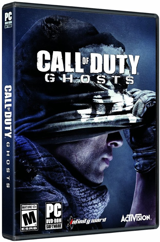 call of duty ghost -pc