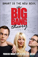 Carátula del DVD Big Bang Theory
