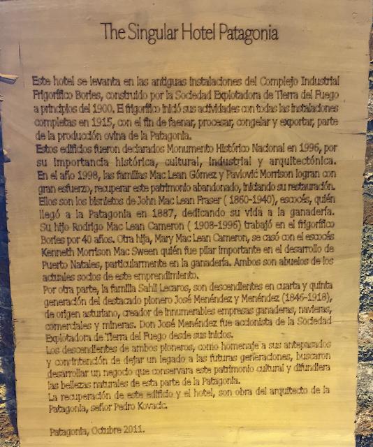 Hotel Singular Patagonia