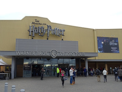 Warner Bros Studio Harry Potter, Londres