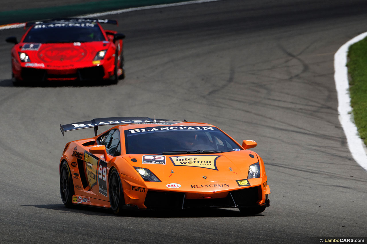 Lamborghini: Lamborghini Blancpain Super Trofeo series ...